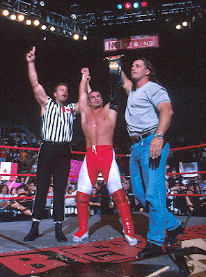 Jacques Rougeau Wcw